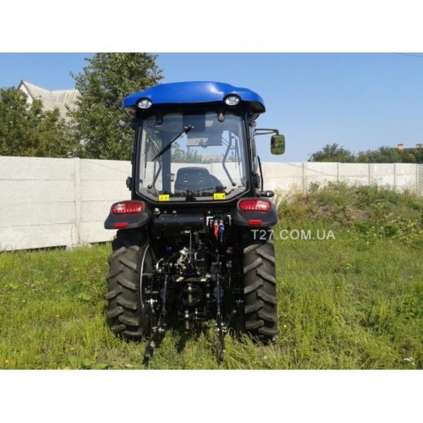 Трактор Foton/Lovol Euro TB-504 (Фотон-504) с кабиной и реверсом  7