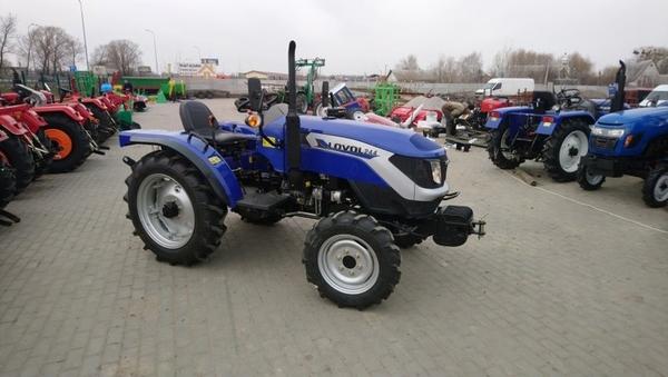 Мини - трактор LOVOL TL-244 NEW 2