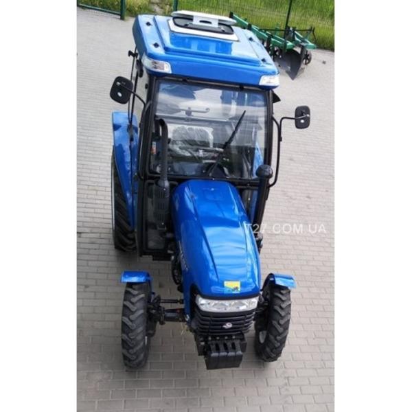 Мини-трактор Jinma-264E (Джинма-264Е) с кабиной  2
