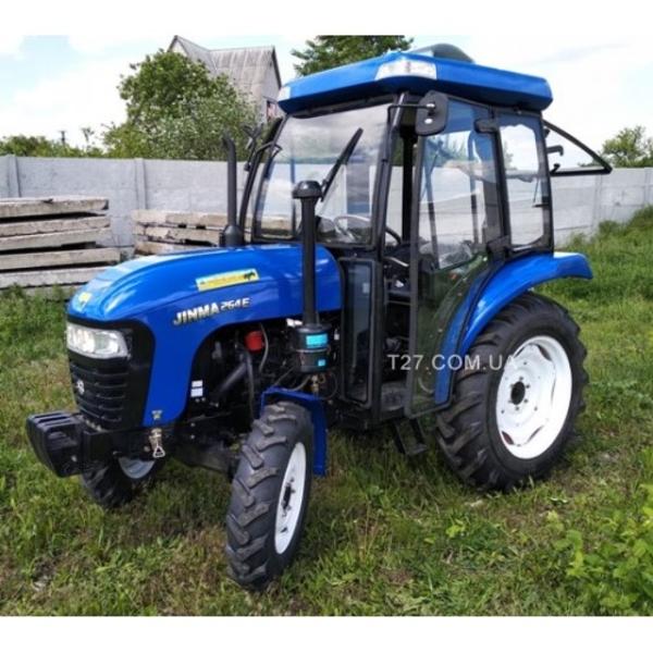 Мини-трактор Jinma-264E (Джинма-264Е) с кабиной  3