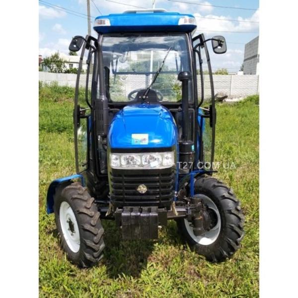 Мини-трактор Jinma-264E (Джинма-264Е) с кабиной  7