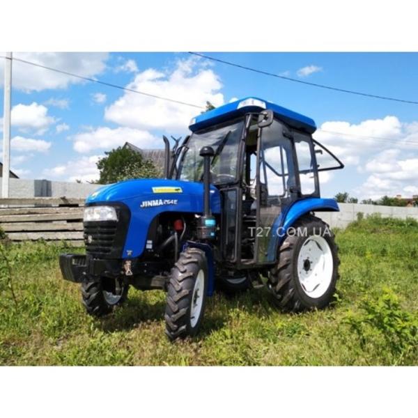 Мини-трактор Jinma-264E (Джинма-264Е) с кабиной  8