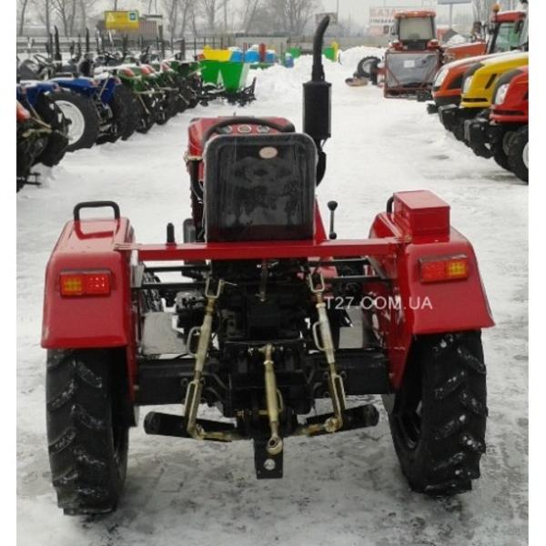 Мини-трактор Shifeng-SF240 (Шифенг-240)  4