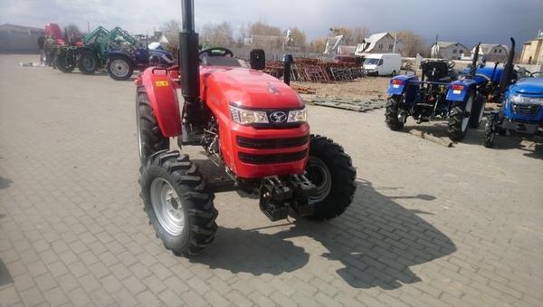 Мини - трактор SHIFENG SF-404 C 2