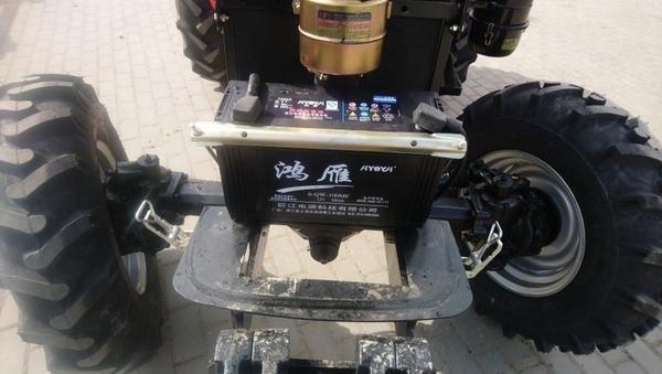 Мини - трактор SHIFENG SF-404 C 6