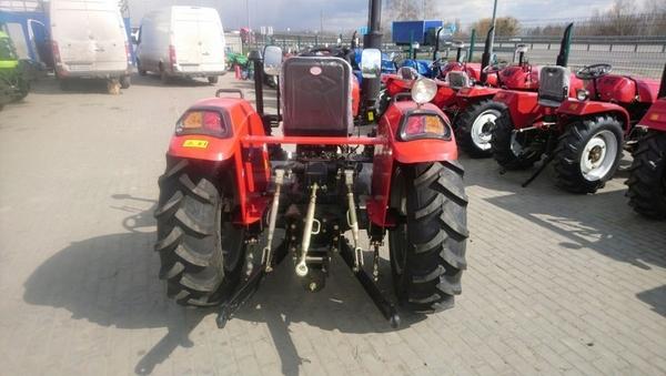 Мини - трактор SHIFENG SF-354 C 2