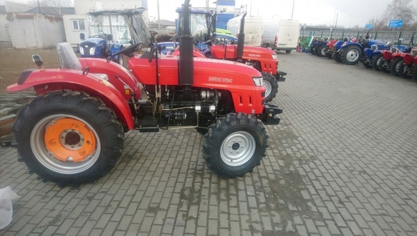 Мини - трактор SHIFENG SF-354 C 6