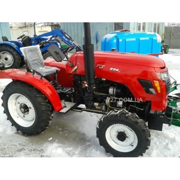 Мини-трактор Xingtai-224 (Синтай-224) 3-х цил. с усилителем  2