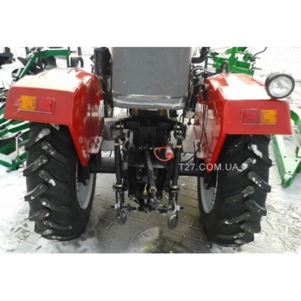 Мини-трактор Xingtai-224 (Синтай-224) 3-х цил. с усилителем  4