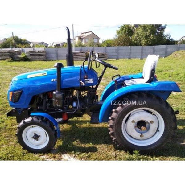 Мини-трактор Булат-250 Xingtai-250 Синтай-240 3-х цилиндровый  4