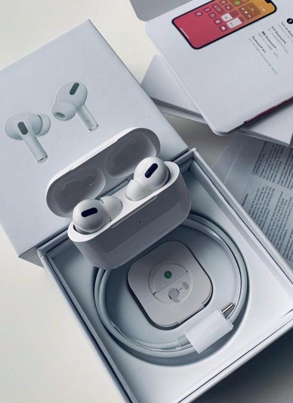 Беспроводные наушники Apple AirPods PRO Bluetooth 5.0 с кейсом 2