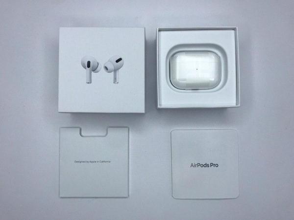 Беспроводные наушники Apple AirPods PRO Bluetooth 5.0 с кейсом 3