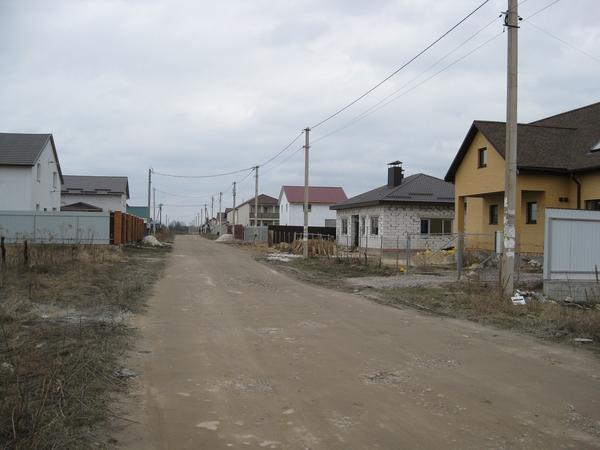 Борисполь,  18км от Киева,  земельные участки в жилом массиве   2