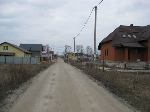 Борисполь,  18км от Киева,  земельные участки в жилом массиве   3
