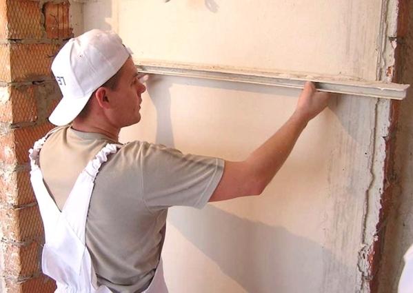 Штукатурка,  выравнивание стен и потолков