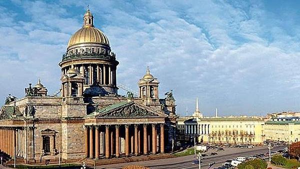 Туры в Петербург из киева,  стар скай тревел 3