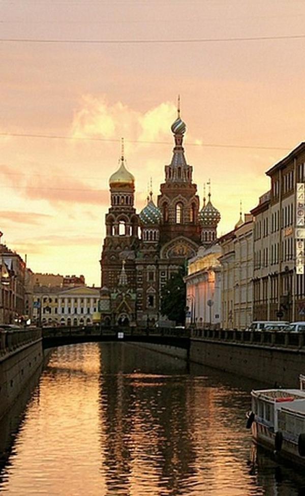 Туры в Петербург из киева,  стар скай тревел 2