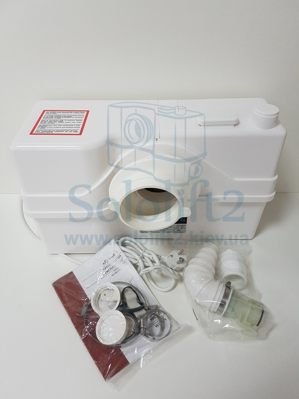 Канализационная установка SPRUT WCLIFT 800/4F 3