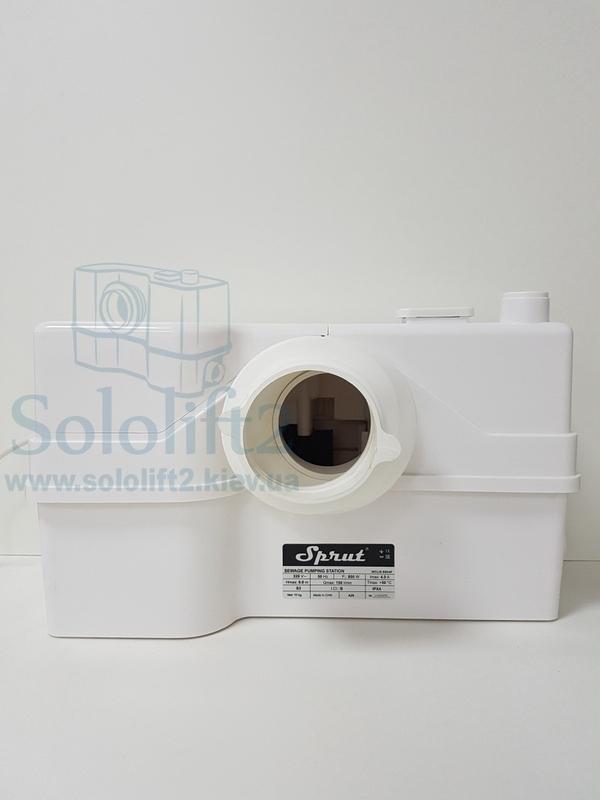 Канализационная установка SPRUT WCLIFT 800/4F 2