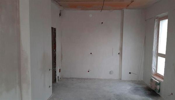 Механізоване штукатурення стін та стель в Боярці 3