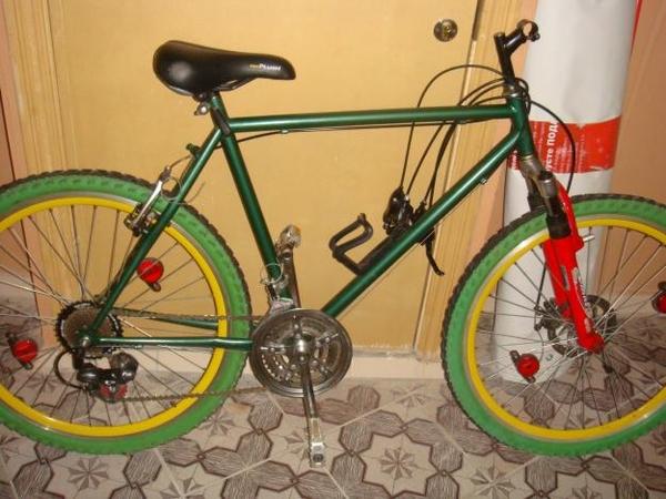 Продаю дешевый велосипед