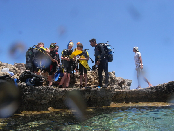 Кипр отдых кипр учеба отдых и учеба на кипре дайвинг океанография 4
