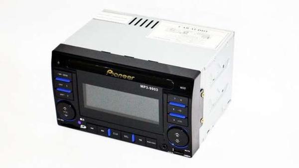 Автомагнитола 2din Pioneer 9903 USB+SD+AUX+пульт RGB подсветка 2