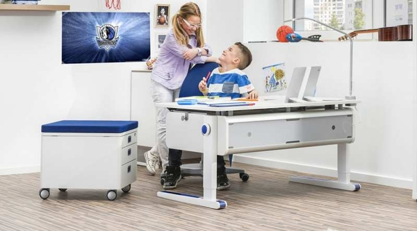 Регулируемая детская мебель Moll в Украине 2