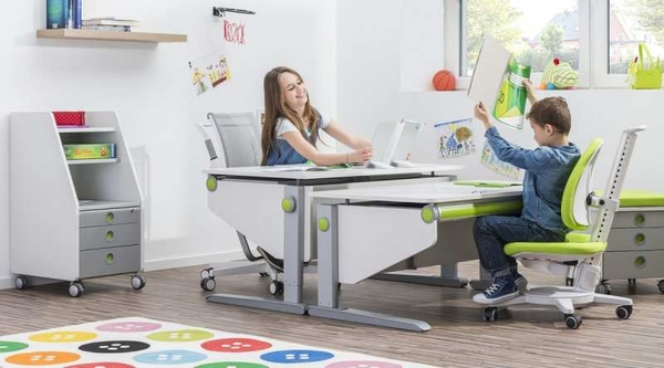 Регулируемая детская мебель Moll в Украине 3