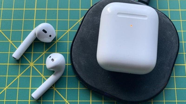 Apple AirPods 2 (MV7N2) Copy 1:1 - идеальная копия легендарных наушник 5