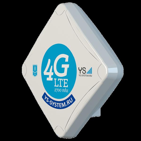 Усилитель интернет сигнала 3G/Lte STREET 2 PRO.