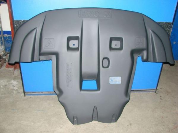 Защита двигателя с стекловолокна для Мitsubishi Rally Art Evo 9 Evo10  3