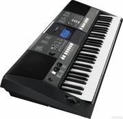 Продам синтезатор Yamaha Psr E423+блок питания Yamaha Pa-3c
