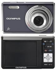Продам цифровой фотоаппарат Olympus FE-4000