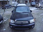 Продам автомобиль  Toyota Sequoia 2004 года