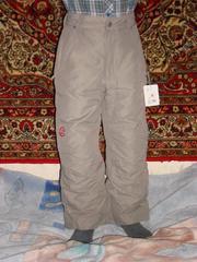Продам брюки ZINER сноубордические для мальчика