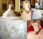 Свадебное платье для счастливой невесты