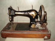 The SINGER MANFG.CO – швейная машинка