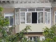 Ремонт балконов любой сложности. Отделка. Обустройство. Козырьки. Мета