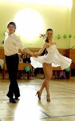 Бальные танцы для позитивных людей)