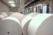 Газетная бумага  со склада г. Киева
