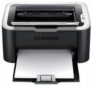 Новый перепрошитый Samsung ML - 1661  на безчиповые картриджи