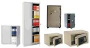 ТМ Югсейф предлагает сейфи и шкафы  различных видов