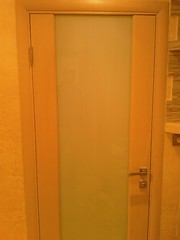 Установка дверей 300 грн.