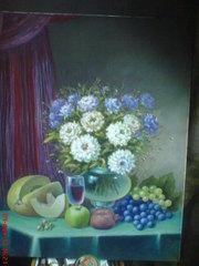 Картина маслом от автора