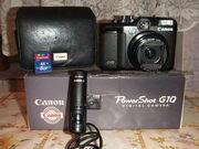 продам CanonG 10 полный комплект