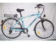 Продам электровелосипед E-bike AZIMUT