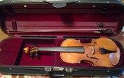 Продам скрипку со смычком