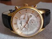 Продам Edox,  новые швейцарские часы ТОРГ