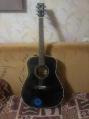 Продам акустическую гитару...Yamaha FG-412 BL